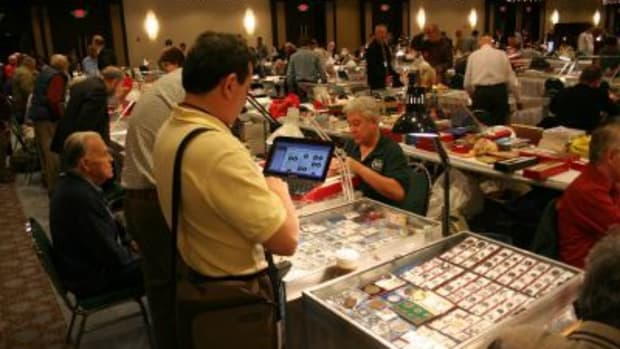 Do you have a passion for world coins like the one featured in this article? If so, come to the Chicago International Coin Fair!