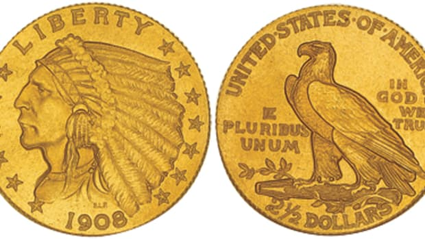 Want to buy gold coins but on a budget? Look towards Indian Head quarter and half eagle gold coins.