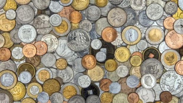 Are coins and bank notes becoming increasingly irrelevant?