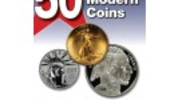 Top 50 Most Popular Modern Coins
