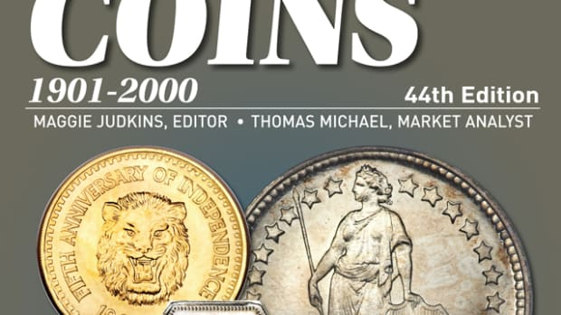 Work is progressing on the Standard Catalog of World Coins, 1901-2000 44th Edition with updated mintages, new circulation dates and prices.