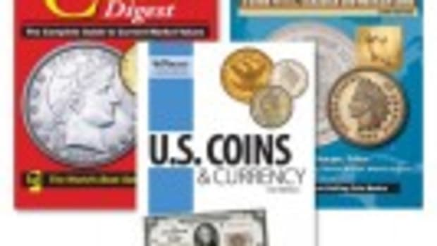 Get three essential coin collecting guides and save big!