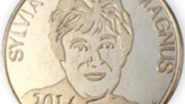 AINA Medal