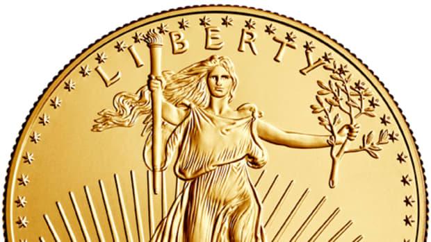 GoldAmericanEagle