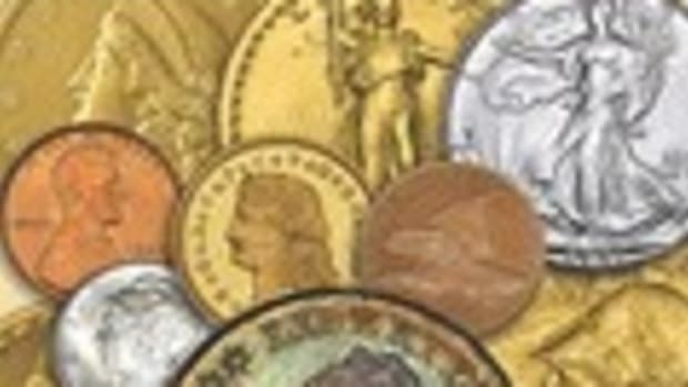 Collecting Rare Coins for Pleasure and Profit