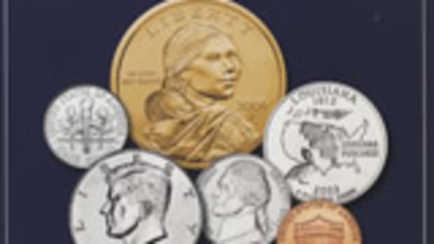 Foundations of Coin Collecting Folder