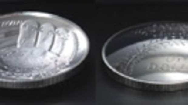 Baseball Hall of Fame Coin
