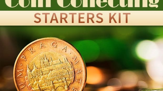 Do you know someone that's interested in starting a coin collection?