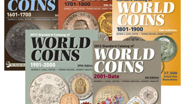 NEW! Standard Catalog of World Coins Value Pack