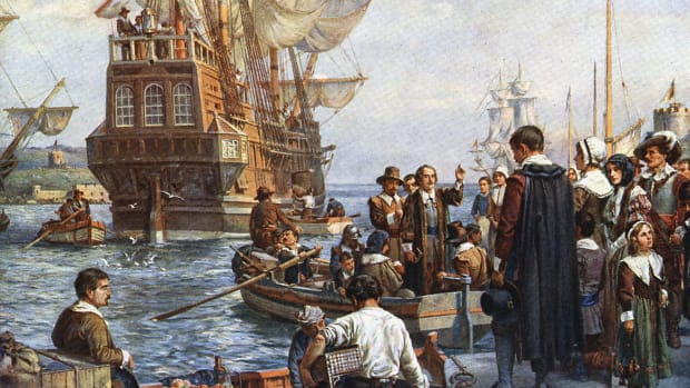 Mayflower 400th Anniversary