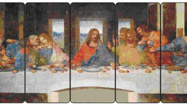 Last supper 748-754