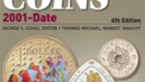 2012 Standard Catalog of World Coins 2001-Date