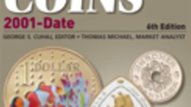 2012 Standard Catalog of World Coins 2001-Date