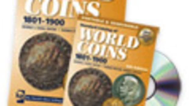 Std. Catalog of World Coins 1801-1900 Book+CD Combo