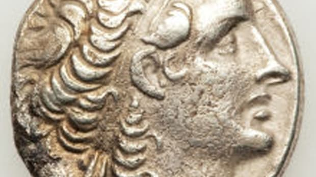An Ptolemy XII Neos Dionysus (55-51 BC) AR tetradrachm that would fall under the agreement's scope.