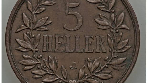 5 Heller Coin