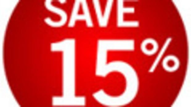 Save15percent