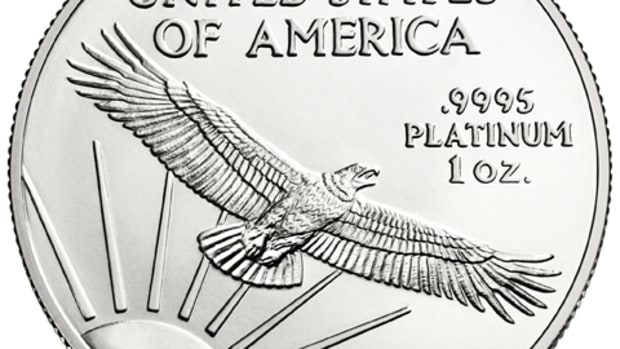More than 17,000 one-ounce platinum bullion American Eagle coins were snapped up  by Authorized Purchasers July 25.
