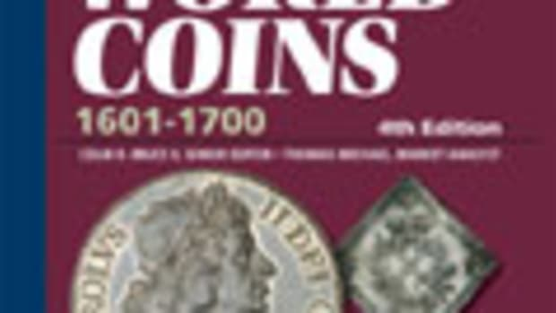 Standard Catalog of World Coins 1601-1700 CD