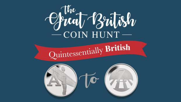 (Image courtesy of the Royal Mint blog)