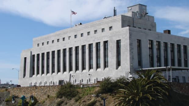 San Francisco Mint facility. (Image courtesy U.S. Mint)