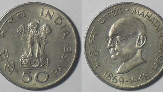 In a push to show social diversity Great Britain will soon issue a coin on which India's Mahatma Gandhi will be featured.