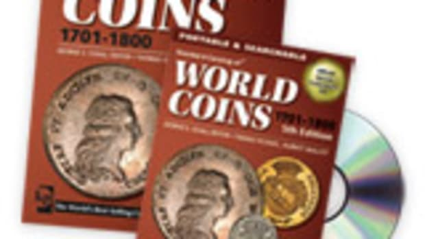 Standard Catalog of World Coins 1701-1800 Value Bundle