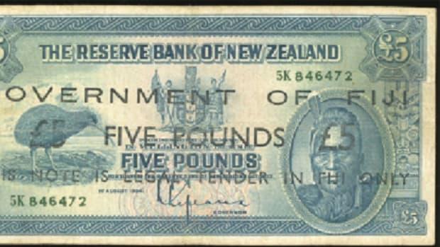 WWII FijiNote