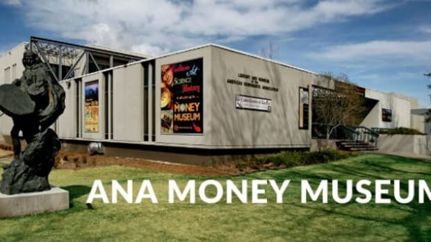 the money museum is located in colorado springs, colo.