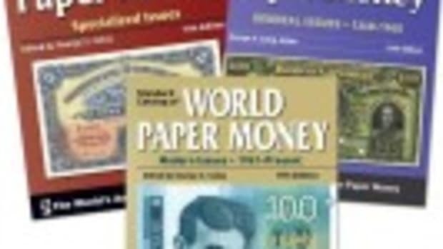 Standard Catalog of World Paper Money Trio