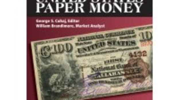 Standard Catalog of United States Paper Money, 31st Edition CD