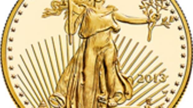 GoldProofAmEagle
