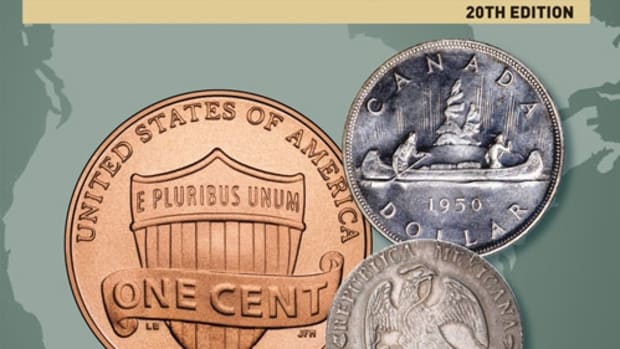 2011 North American Coins and Prices