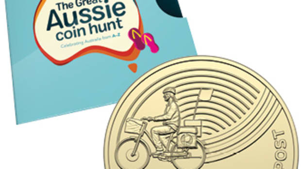 (Images courtesy Royal Australian Mint.)