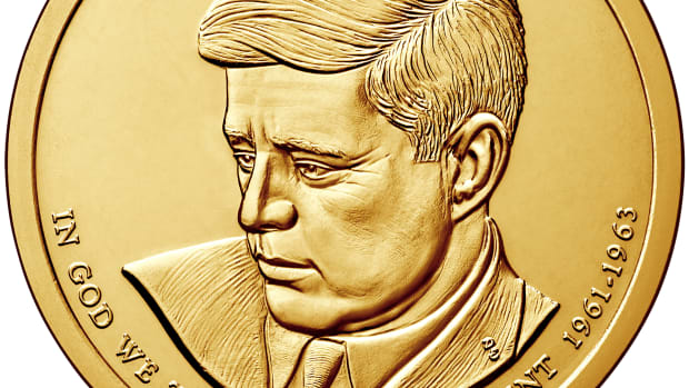 Is the Presidential dollar series plagued by terrible artistic designs?