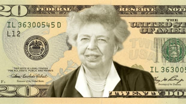 The response came from a poll question regarding replacing Andrew Jackson on the $20 with a notable woman.