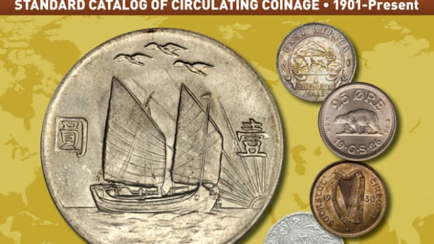 The latest release of the popular Collecting World Coins catalogs is now available.