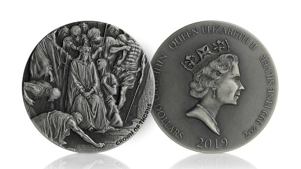 (Image courtesy of the Scottsdale Mint.)