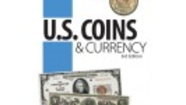 U.S. Coins & Currency Warman's Companion