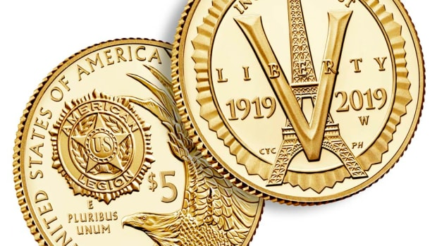 Coin Detail Gold