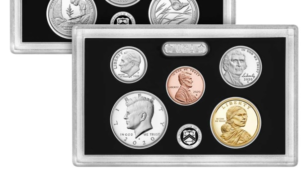 2020 Proof set