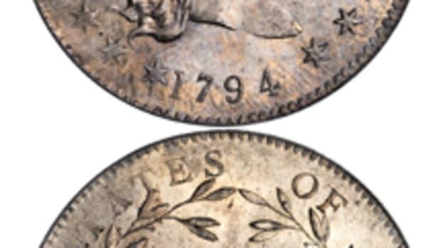 1794 Dollar Vert
