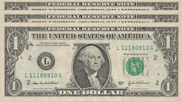 Does the American public have absolute trust in the nation's currency?