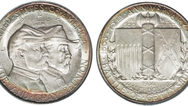 Civil War classic commemoratives are good sellers in an otherwise slow market.
