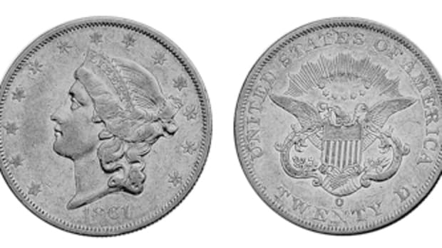 A weak date might mean the coin was struck while the Confederacy contolled the New Orleans Mint.