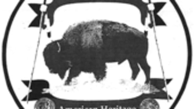 Buffalo Hunter Medal