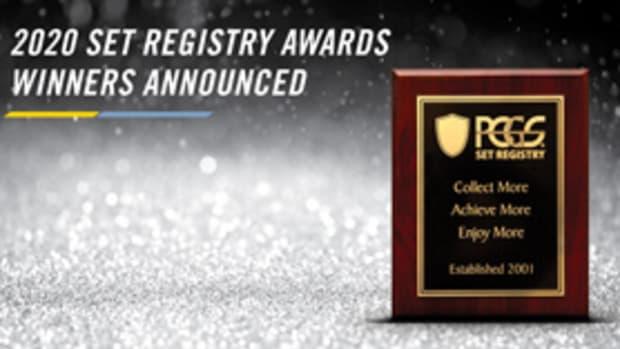 PCGS Set Registry Awards illustration-300