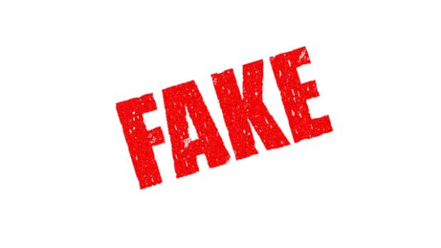 Fake Stamp