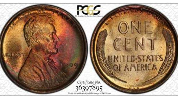 Bob Paul Rare COins