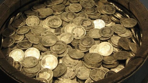 money barrel